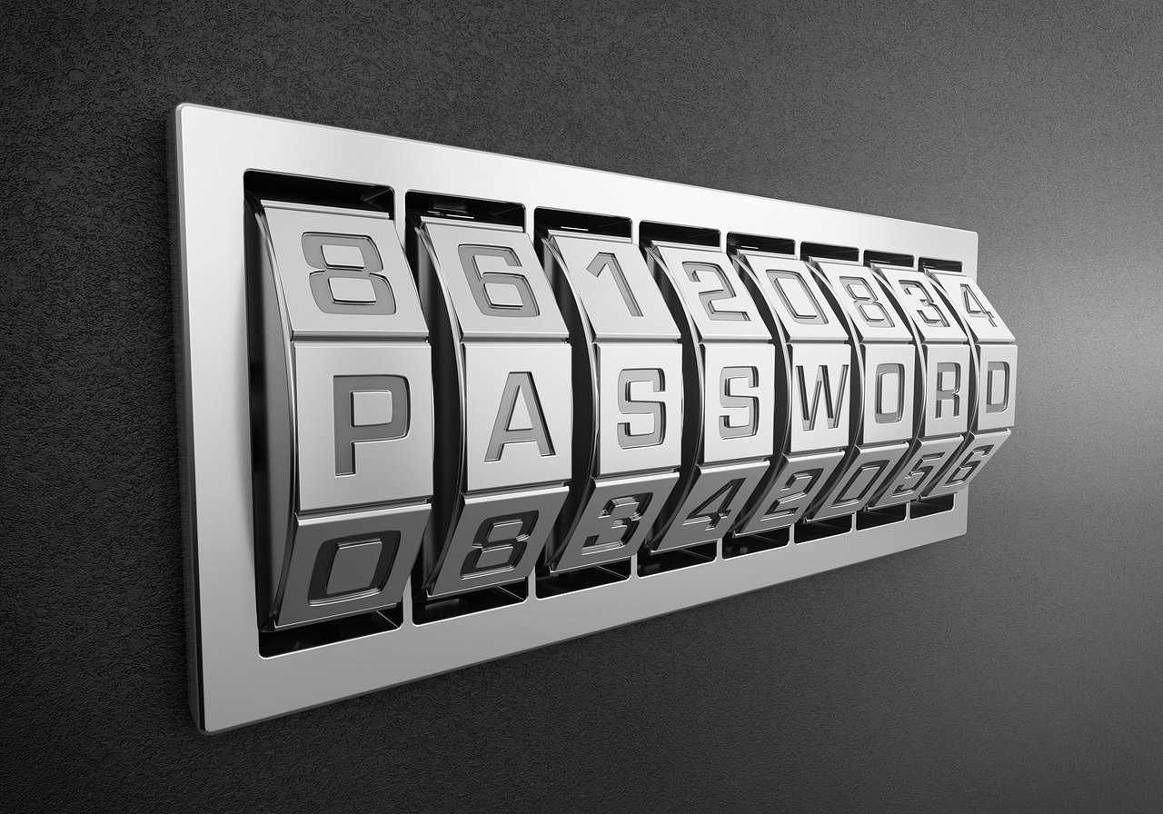password / kodeord